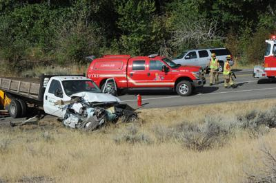 Woman critically injured in Highway 75 crash | Blaine County