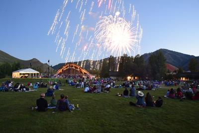 Fourth of July at Sun Valley 2020