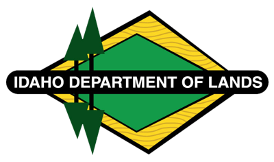 Idaho Department of Lands logo