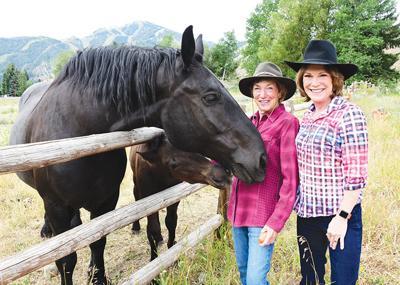 Kathy and Patsy Wygle