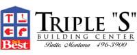 """Triple """"S"""" Building Center"""