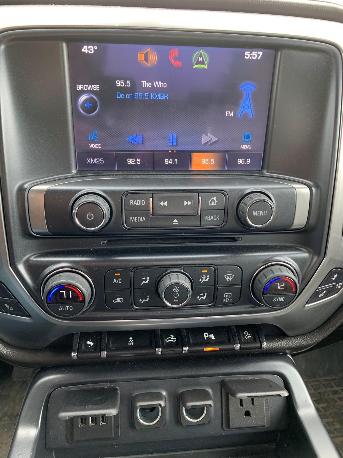2014 Chevy Silverado 1500 LTZ, Z71, 4x4, Crew Cab image 1