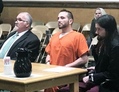 Matthew Rodriguez sentenced