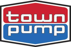 Town Pump logo