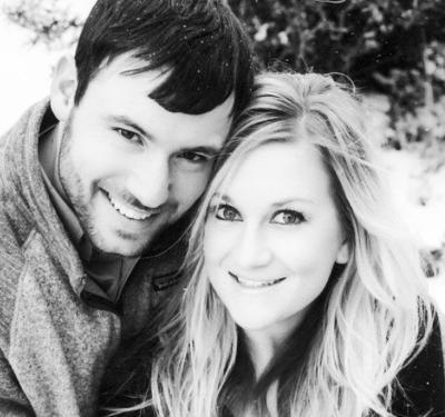 Jake Reid and Megan Siddoway