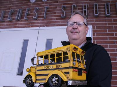 Jed Hoopes retires after nearly 14 years with Butte School District No. 1