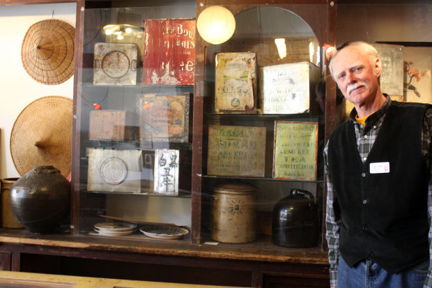 Peek into the past: Historic Chinese mercantile 'reopens' as museum