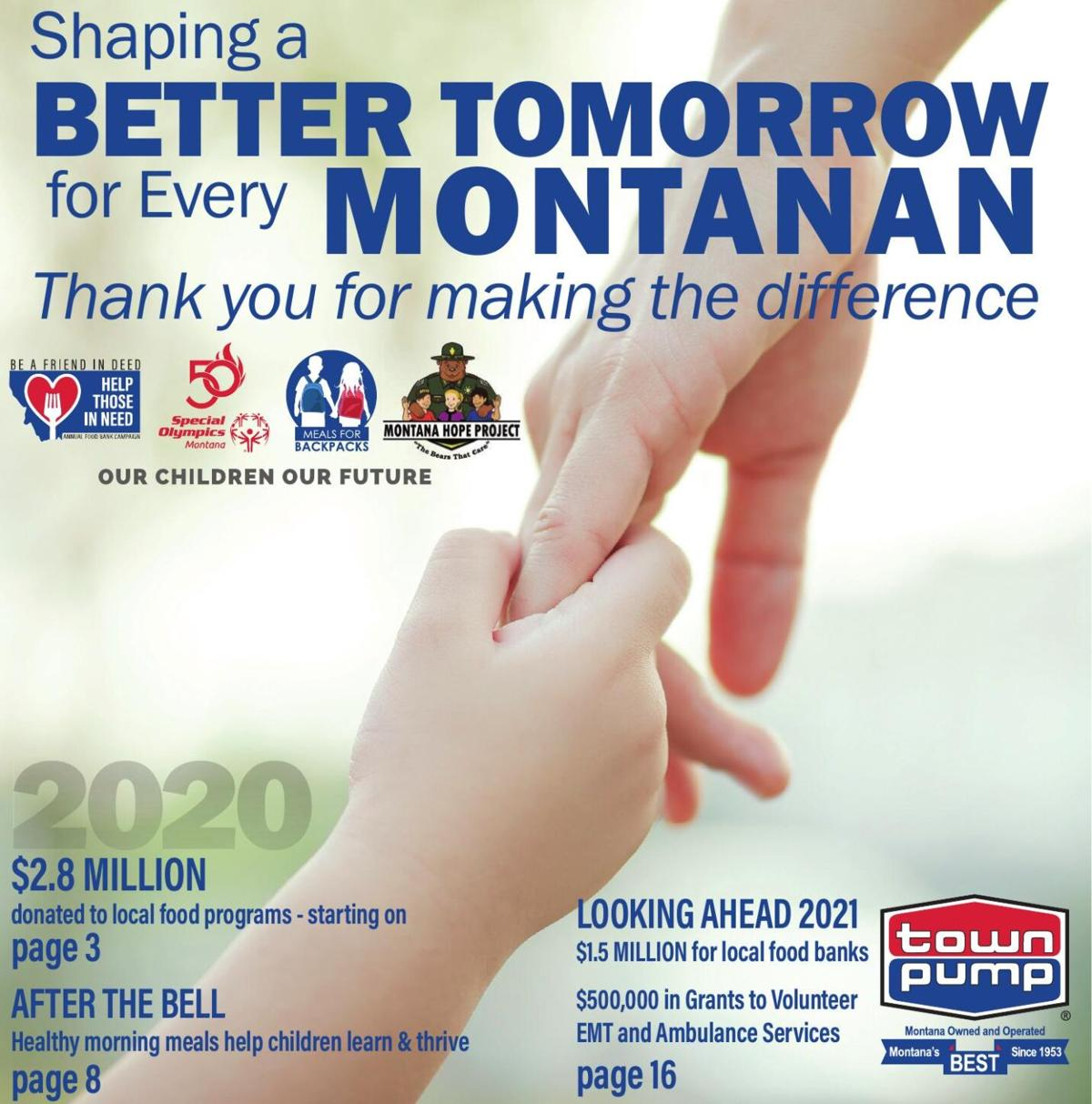 Town Pump - Shaping a Better Tomorrow for Every Montanan
