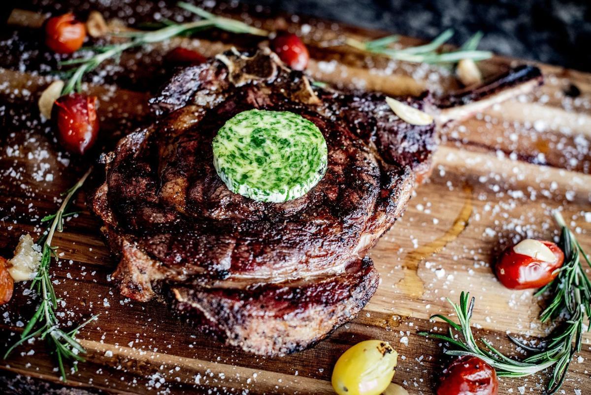 Montana Wagyu Cowboy Cut Ribeye Steak
