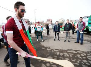 It's been a festive St. Patrick's Day so far in Butte. Here's our coverage