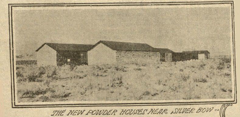 powder houses 1906