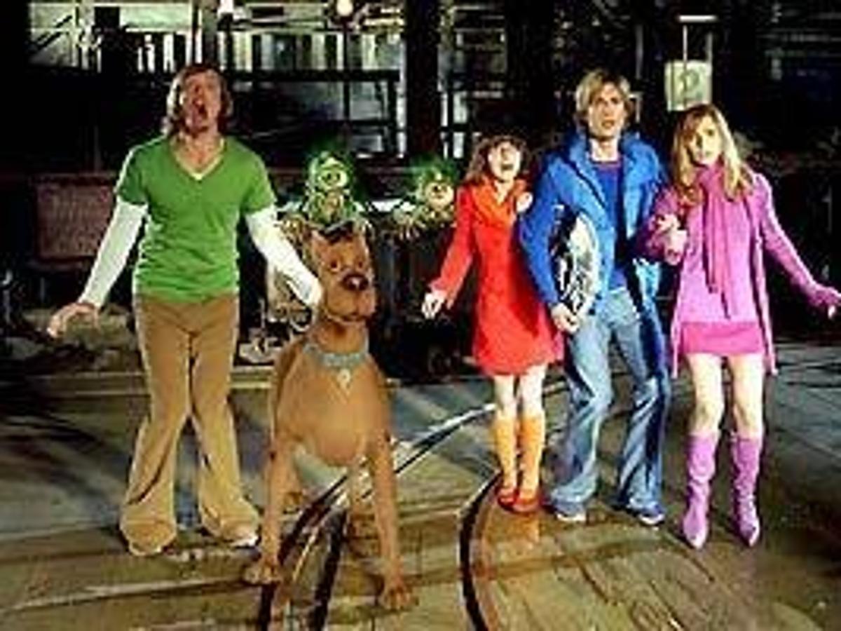 Scooby Doo 2 Monsters Unleashed Pg Movies Mtstandard Com