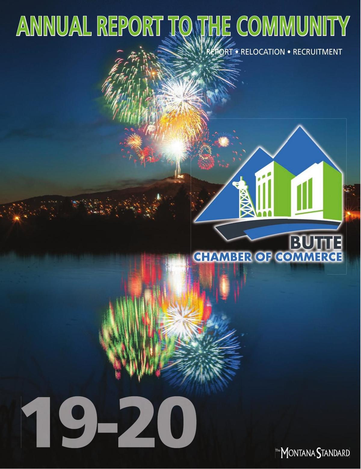 Butte Chamber Report 2019