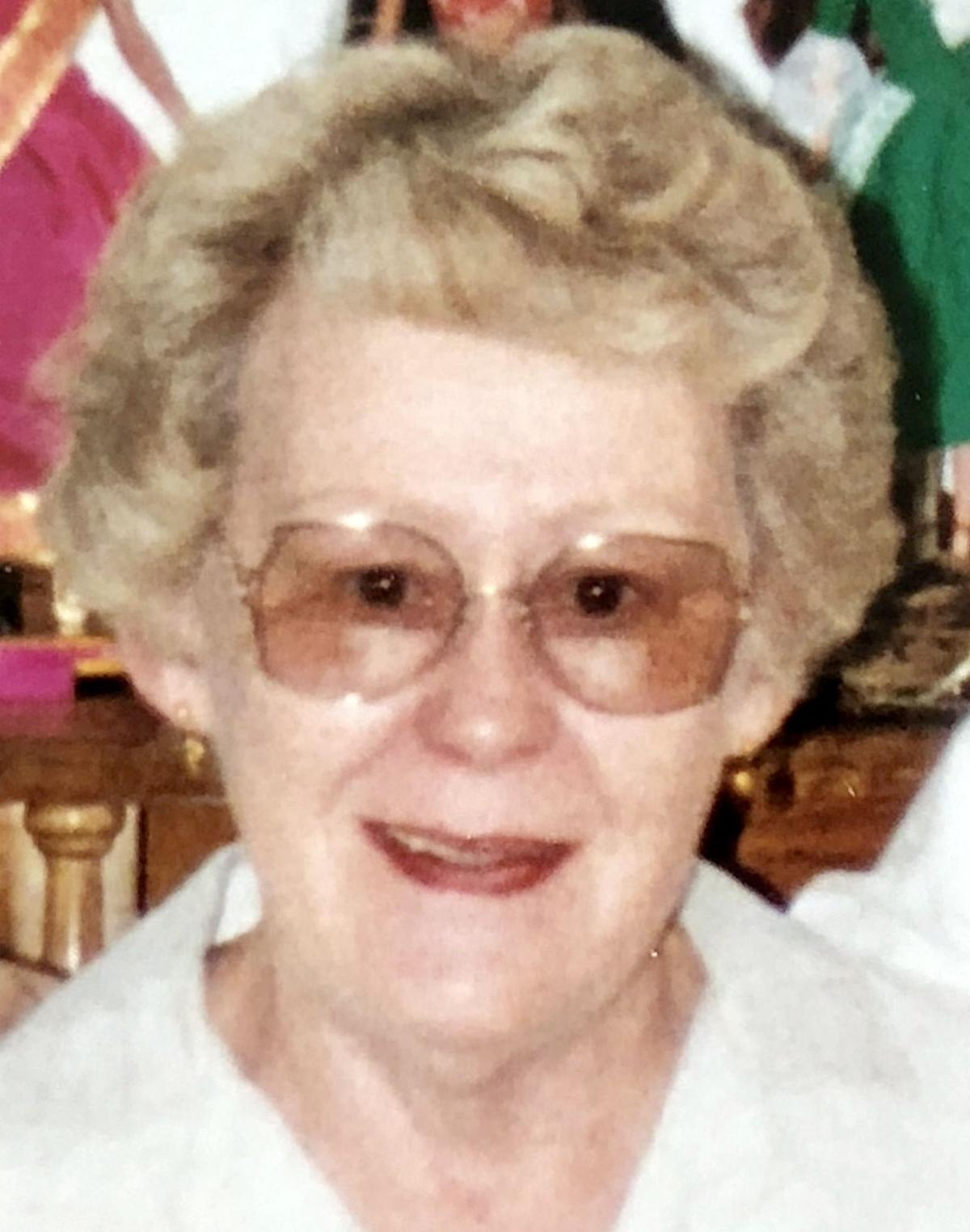 Leila Marie Curran Larkin