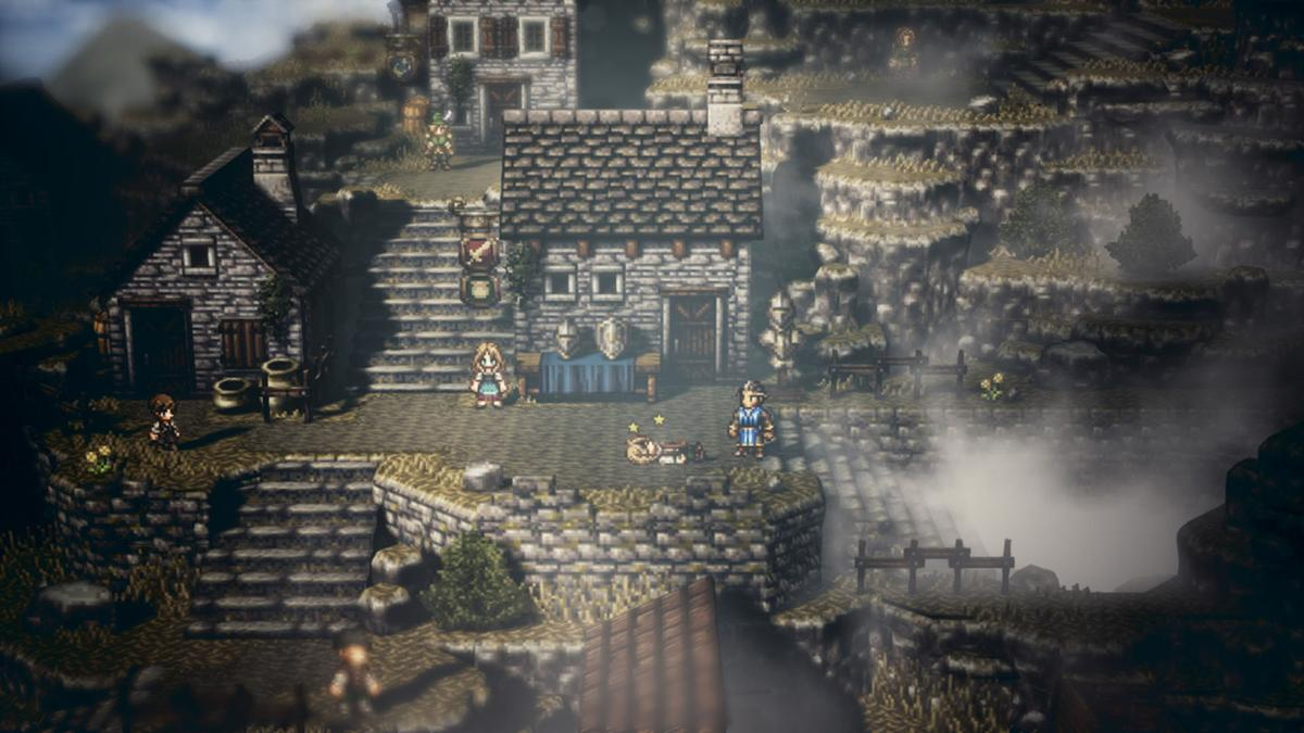 Moms Csm Game Review Octopath Traveler  Mct
