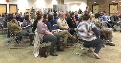Dillon meeting on possible anti-discrimination ordinance
