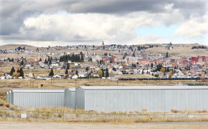 State 'hamstrung' by money woes on Montana Pole Plant