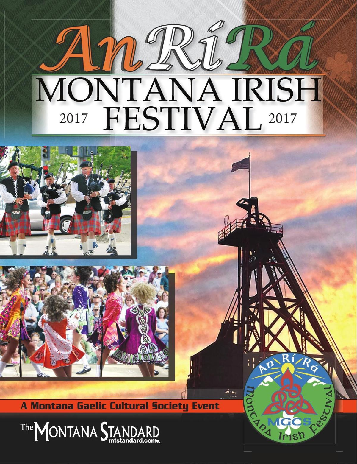 An Ri Ra - Montana Irish Festival - 2017