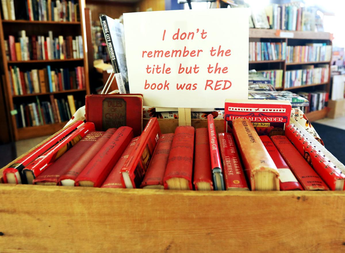 Butte's used bookstore has a little of everything including a sense of humor
