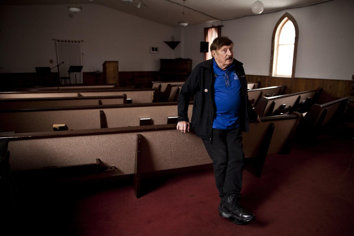 Historic Black Church in Uptown Butte continues to serve as a house of worship