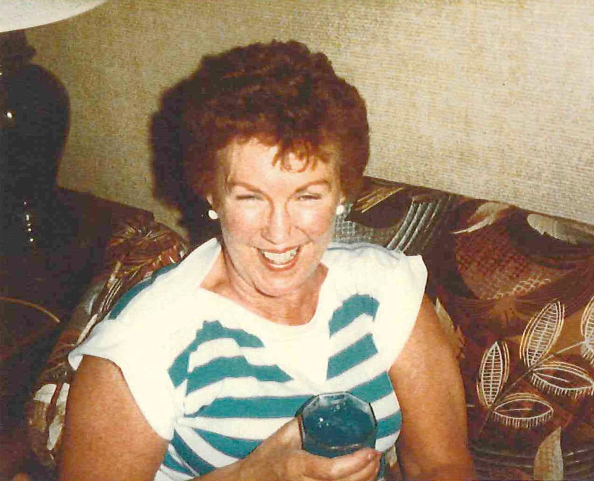 Margaret Lorraine Wedin