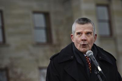 Matt Rosendale, Republican candidate for the U.S. Senate