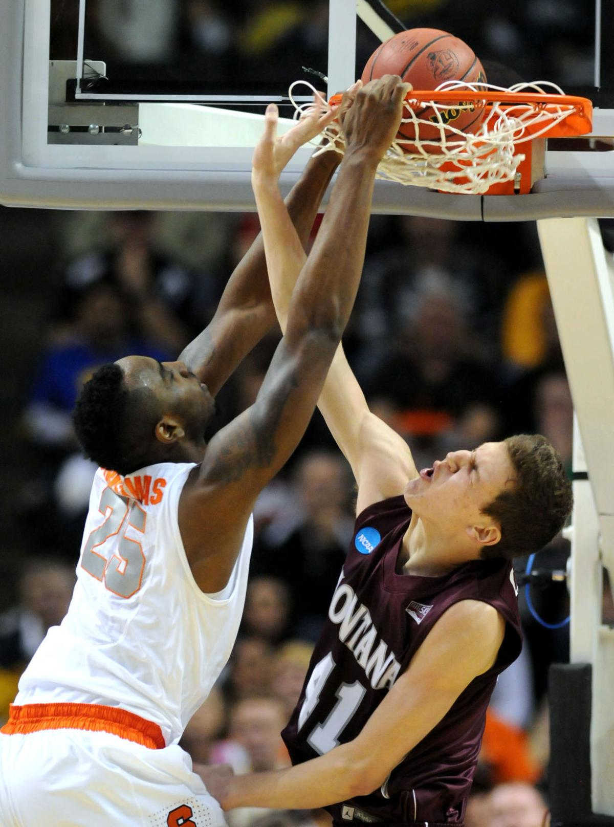 Montana loses to Syracuse in 2013