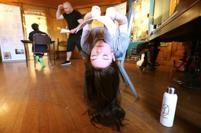 Orphan Girl's annual 24-hour play festival