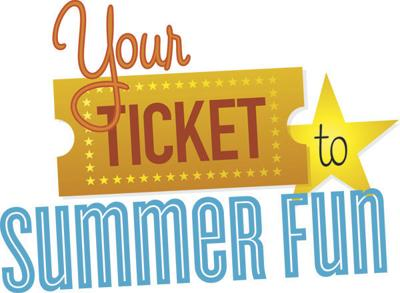 Ticket to Summer Fun