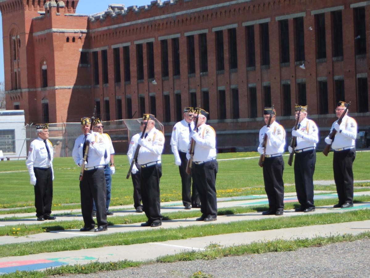 Deer Lodge Veterans Honor Guard