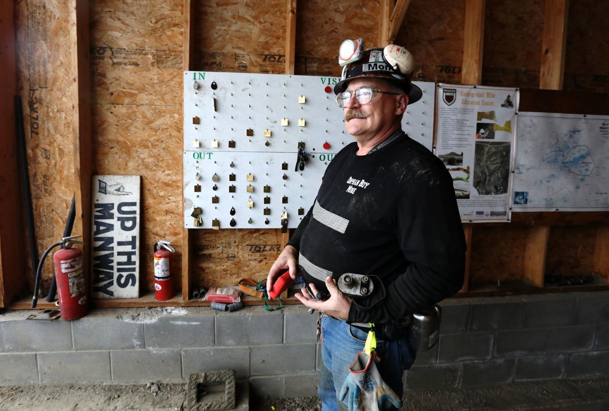 Montana Tech's unique underground mining class