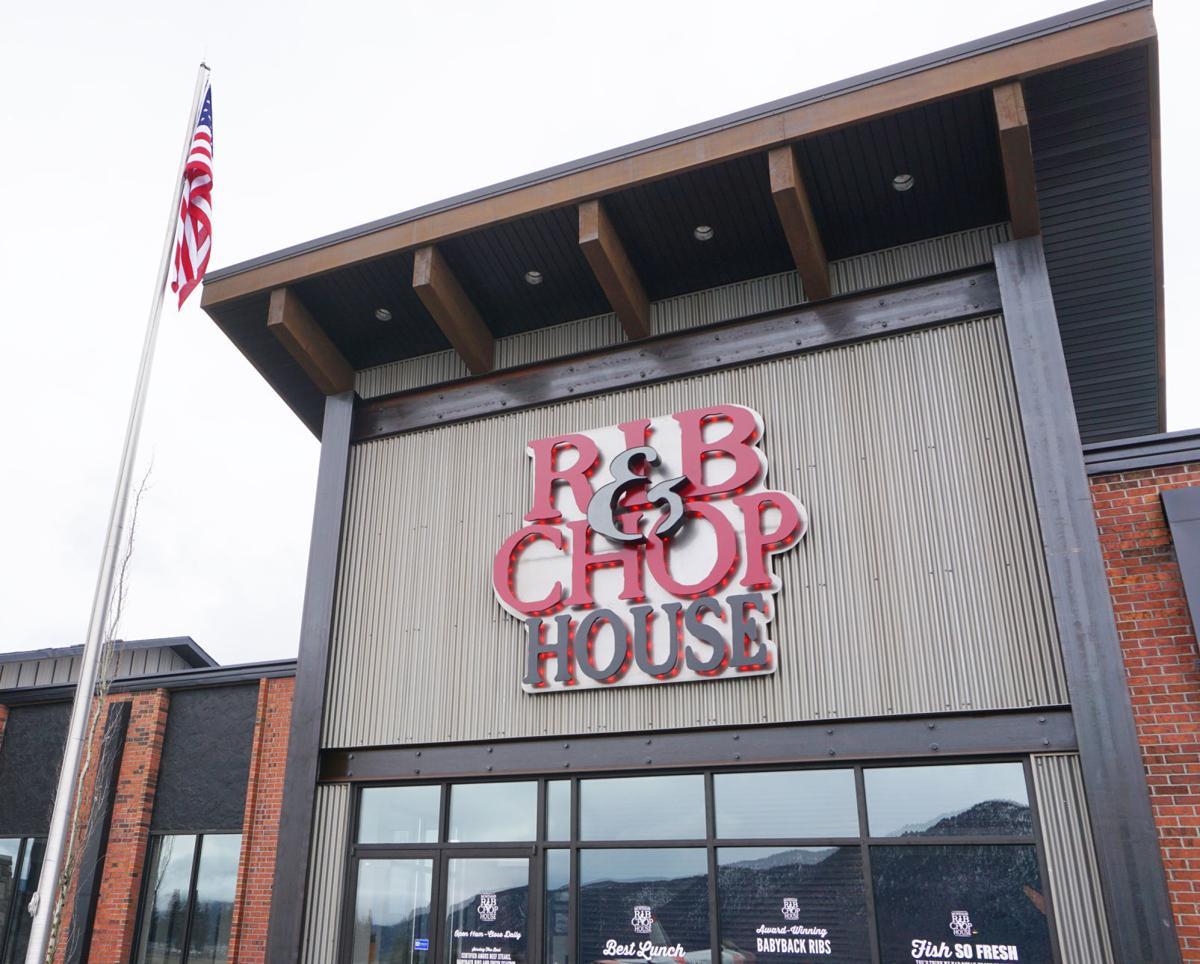 Rib & Chop House exterior
