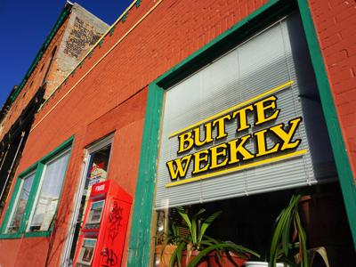 Butte Weekly Exterior