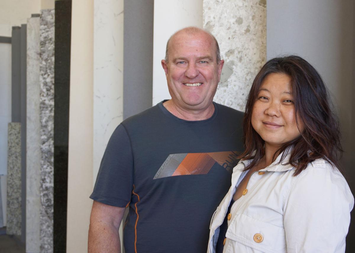 Bay Area Couple Opens Prefab Stone Countertop Business In