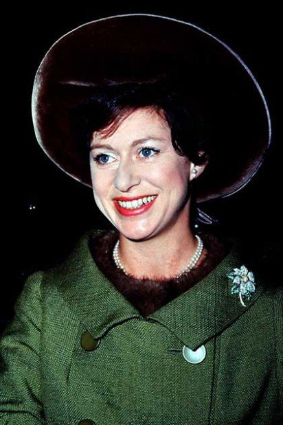 Princess Margaret Sister Of Queen Elizabeth Ii S