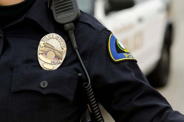 police officer stockimage uniform cop badge