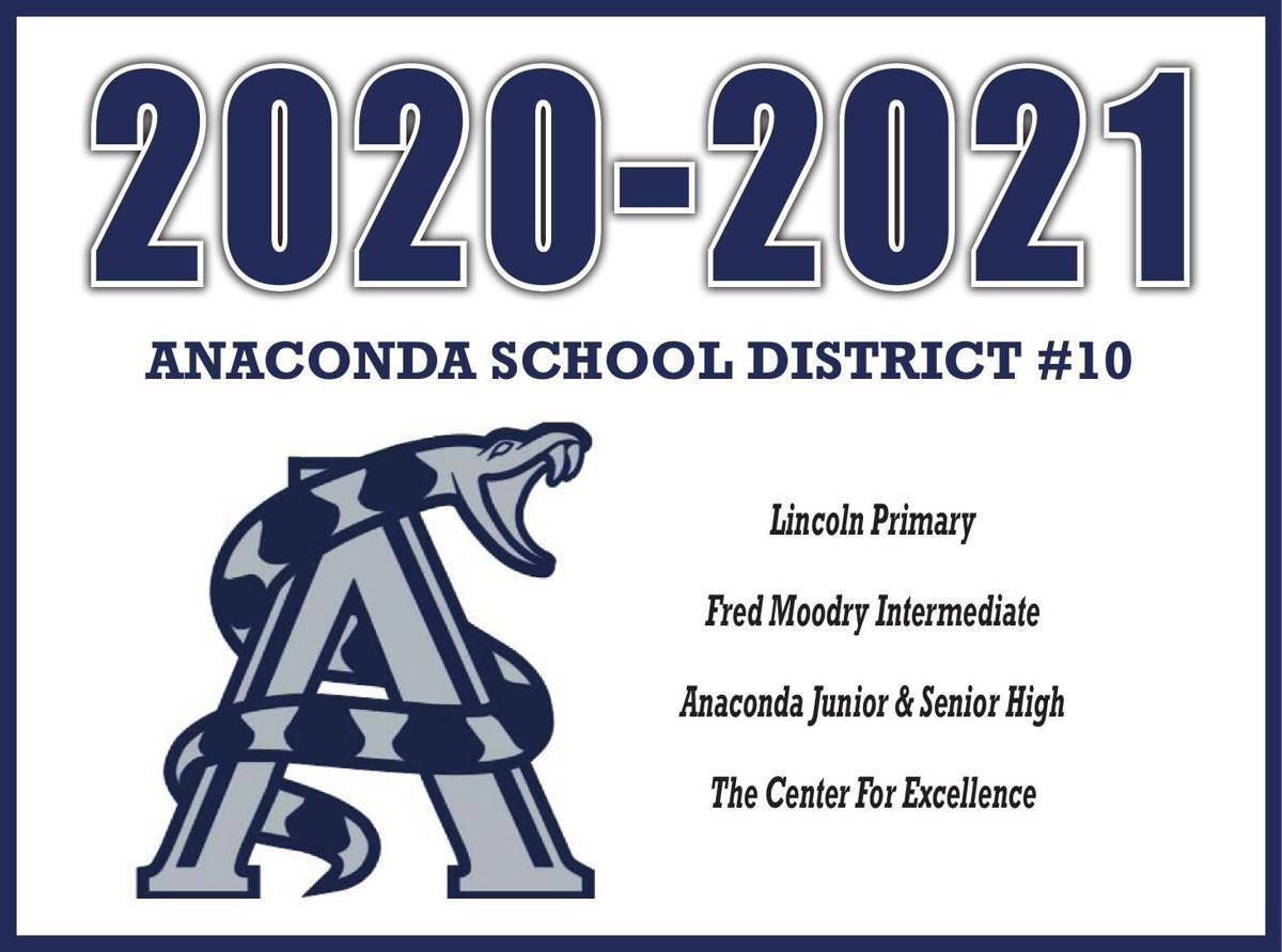 Anaconda School Calendar 2020-20221