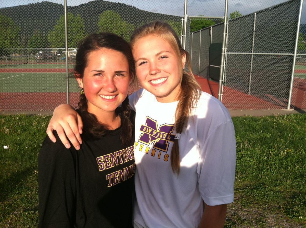 Katie Veteto and Hannah Worden
