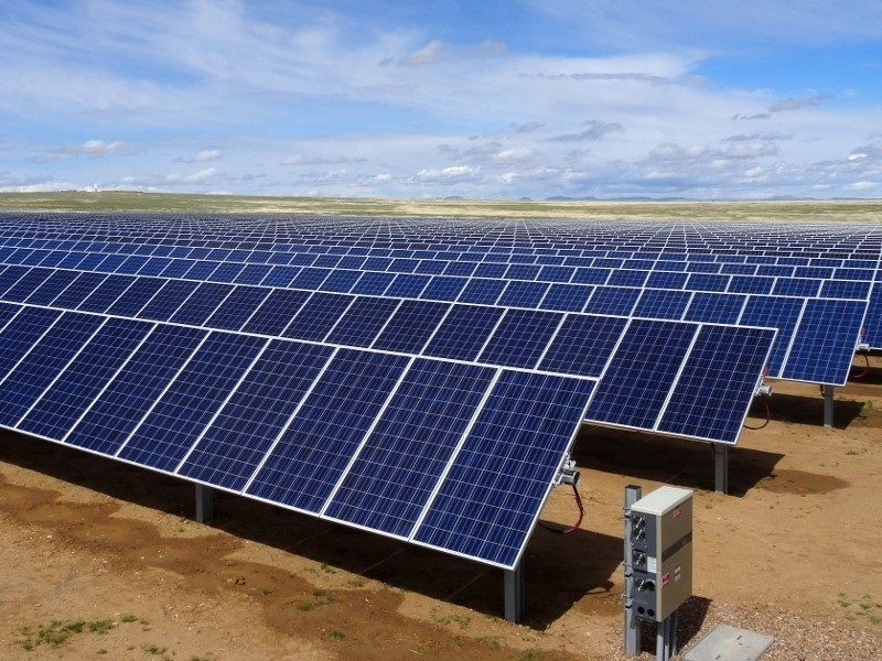 Flats East Of Missoula Eyed For Solar Energy Farm