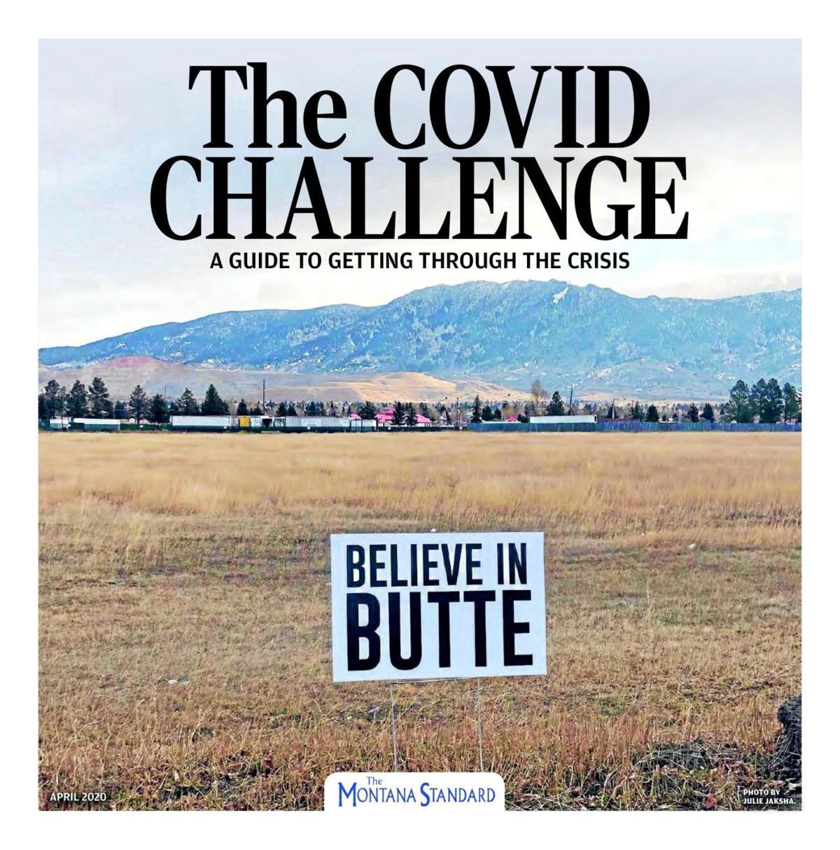 The Covid Challenge 2020