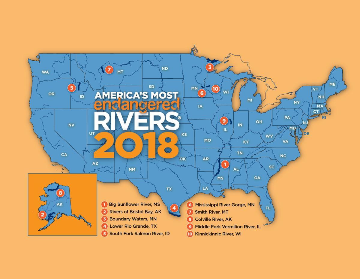 American Rivers report