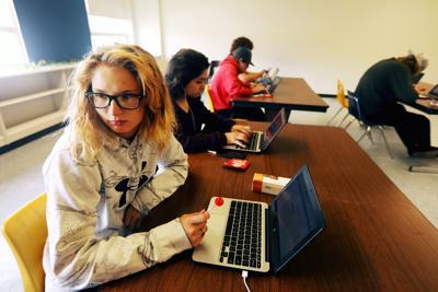 Anaconda students participate in Copper Academy
