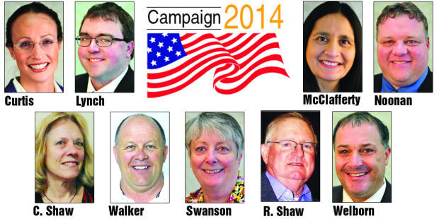 Butte's Curtis not seeking re-election
