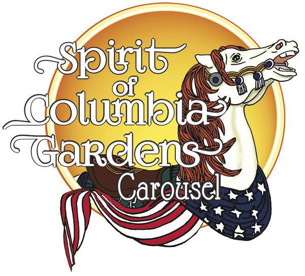 Spirit of Columbia Gardens Logo Circle