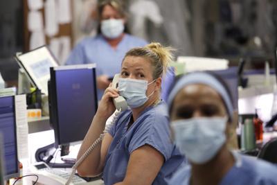 Virus Outbreak Washington UW Medicine