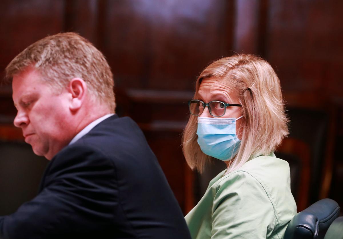 Dana Trandahl sentencing hearing