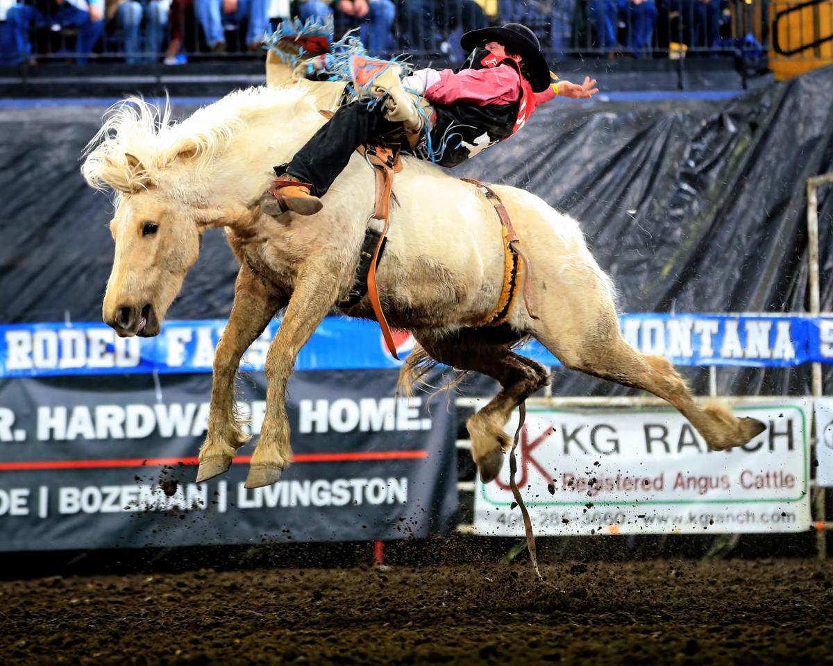 Troy Kirkpatrick Montana Western rodeo