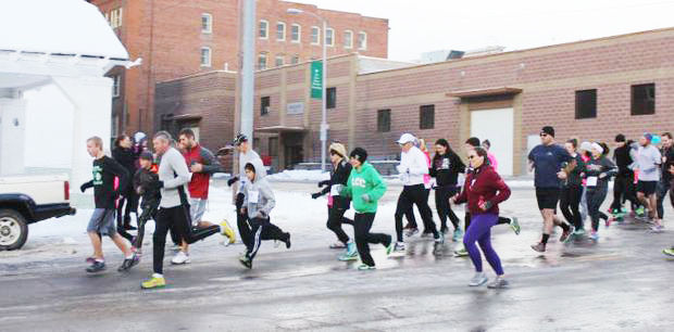 Turkey trot for T-Day