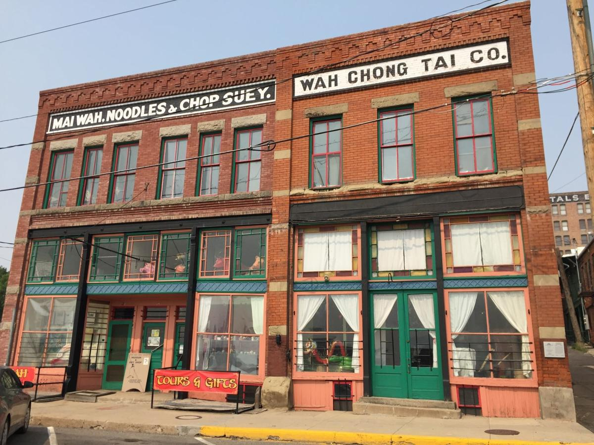 Mai Wah Society Museum in Butte