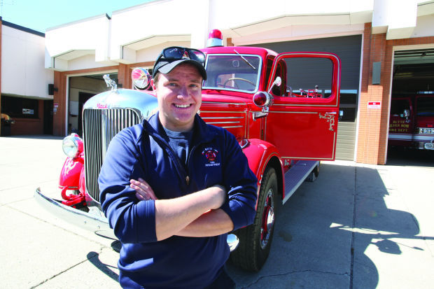 Returned to glory: Stalwart Butte fire truck shines once again